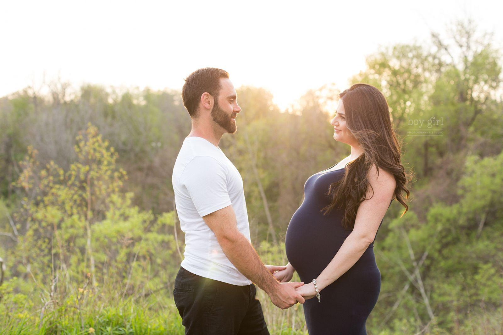 Toronto Maternity Photographer Boy Girl Photography